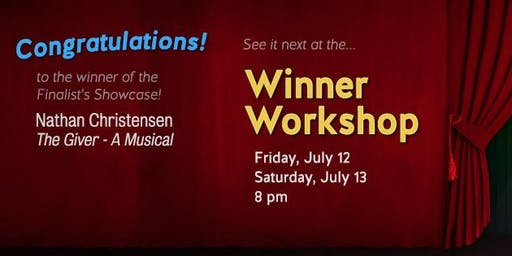 NWPC Winner Workshop: The Giver – A Musical
