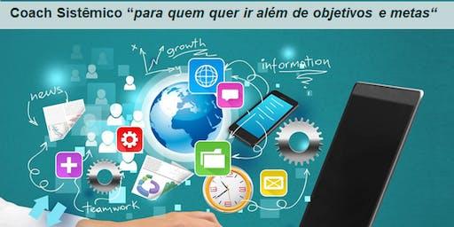 CERTIFICAÇÃO INTERNACIONAL  PARA  COACH SISTÊMICO