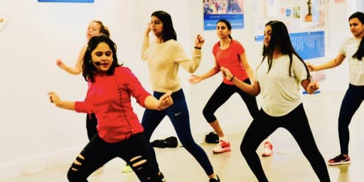 Free Bollywood Dance Class at NYRR