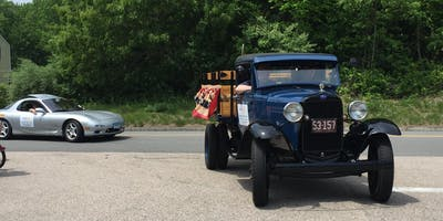 Car Cruise 2019 sponsored by Ledyard Rotary