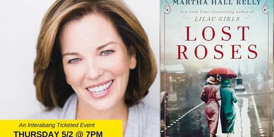 Meet Martha Hall Kelly as she discusses and signs LOST ROSES