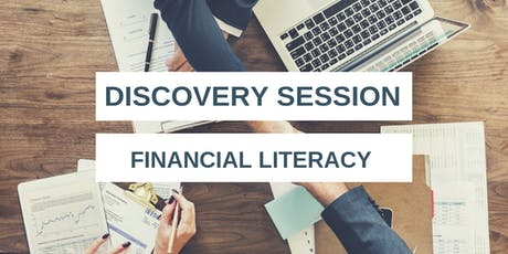 SABAS Discovery Session - Financial Literacy  tickets