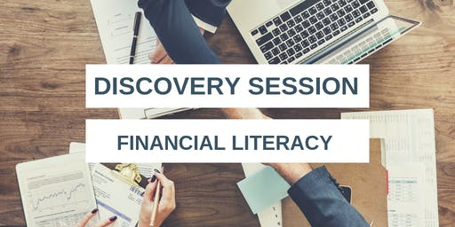 SABAS Discovery Session - Financial Literacy
