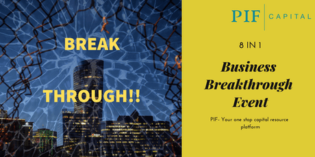 Business Breakthrough Event tickets