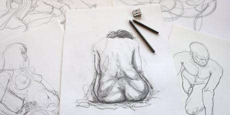 Life Drawing at Artisan tickets