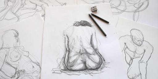 Life Drawing at Artisan