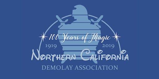 Northern California DeMolay's Centennial Celebration