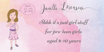 Pre-Teen Girls Workshop (10-12 Years)