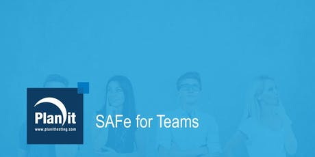 SAFe  for Teams Training Course - Melbourne tickets