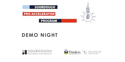 Sourdough Pre-Accelerator Demo Night