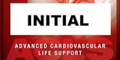 AHA ACLS 1 Day Initial Certification March 7, 2020 (INCLUDES Provider Manual and FREE BLS!) 9 AM to 9 PM at Saving American Hearts, Inc. 6165 Lehman Drive Suite 202 Colorado Springs, Colorado 80918.