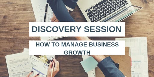 SABAS Discovery Session - How to manage business growth