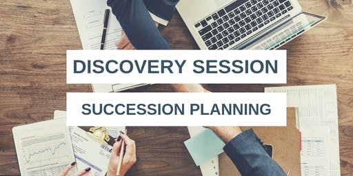 SABAS Discovery Session - Succession Planning