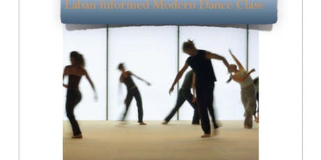 Laban Informed Dance Classes with Lisa Goldman tickets