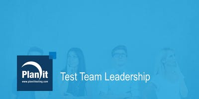 Test Team Leadership Training Course - Canberra