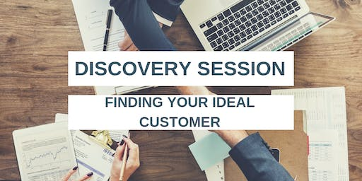 SABAS Discovery Session - Finding your Ideal Customer