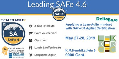 Leading SAFe - SAFe Agilist 4.6 certified training