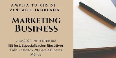 Marketing Business Mérida