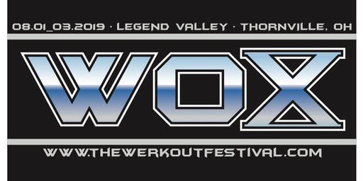 The Werk Out Music Festival 2019 (Official Vendor Payment)