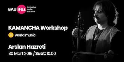 Kamancha+Workshop