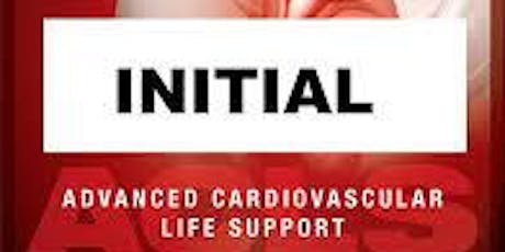 AHA ACLS 1 Day Initial Certification February 8, 2020 (INCLUDES Provider Manual and FREE BLS!) 9 AM to 9 PM at Saving American Hearts, Inc. 6165 Lehman Drive Suite 202 Colorado Springs, Colorado 80918. tickets
