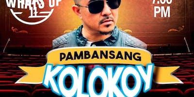 Pambansang Kolokoy Live in Vancouver