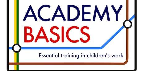 Academy Basics Sunbury tickets