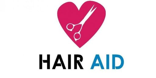 Hair Aid fundraiser: Drink. Paint. Just don't drink the paint!  2 sessions