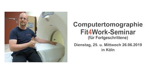 CT- Workshop für Fortgeschrittene mit Alex Riemer Köln