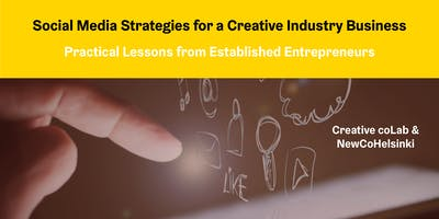 Social Media Strategies for a Creative Industry Business