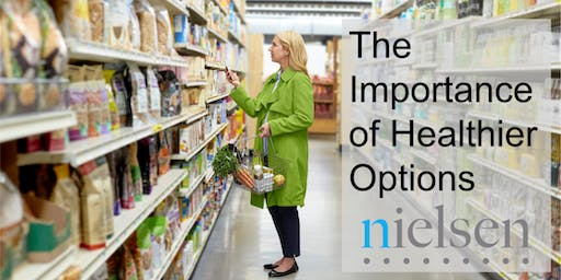Nielsen Ireland Presents: The Importance of Healthier Options