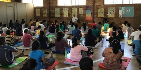 Best Yoga and Meditation tickets