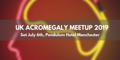 3rd UK Acromegaly Meetup tickets