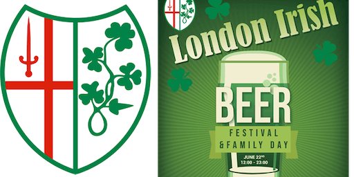 London Irish Beer Festival & Family Day 2019