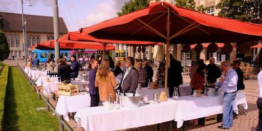 vinocentralWeinTreffen 2019 – 200 Weine, 35 Winzerinnen & Winzer, 8 Länder; mit Punto Jazz Special ab 20 Uhr