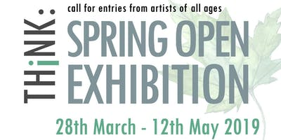 Spring Open Exhibition - opening night