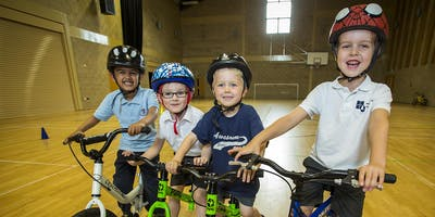 Bikeability Learn to Ride Easter Course 5+ (Woodford Park)