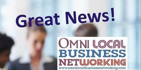 Colchester OMNI Local Business Network tickets