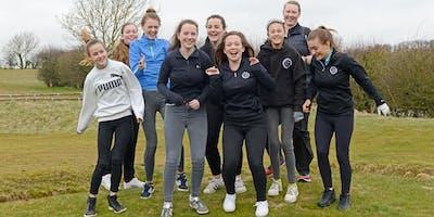 Girls Golf Rocks - Taster session at Henley Golf Club