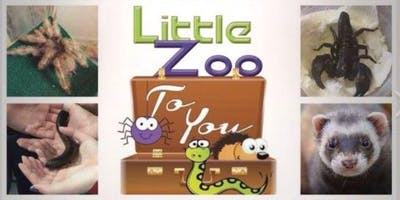 Mini Zoo & Animal Story Time - inspired by The Gruffalo