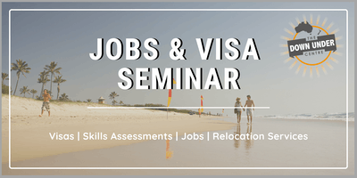 Job and Visa Seminars for Australia