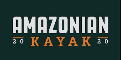 Amazonian Kayak Gala Evening