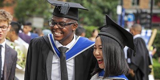 Summer Graduation 2019 - Get Involved