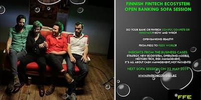 FINNISH #FINTECH ECOSYSTEM #OPENBANKING SOFA SESSION