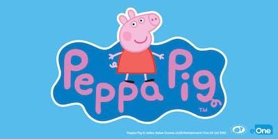Peppa Pig Meet & Greet