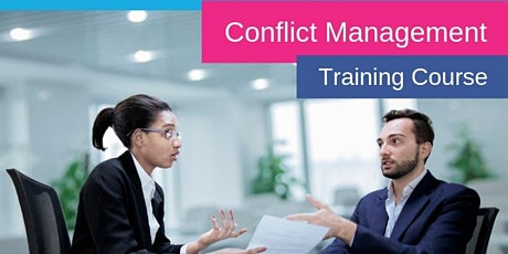 Conflict Management Training Course - Manchester tickets