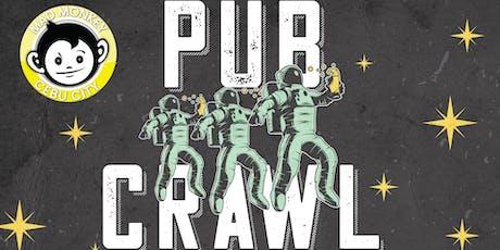 Pub Crawl Thursdays at Mad Monkey Hostel Cebu City tickets