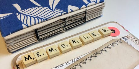 CREATE A MEMORY BOOK tickets