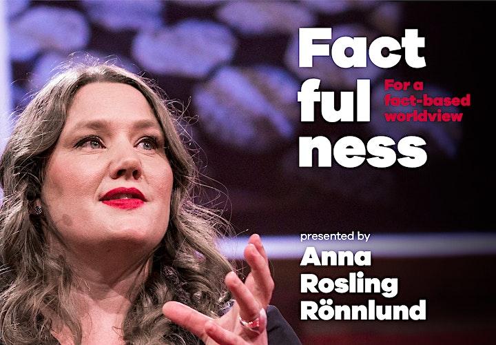 HOVIONE | Conference Factfulness I Anna Rosling Rönnlund image