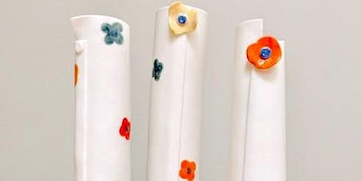 Make a Porcelain Vase, with Sarah Snell